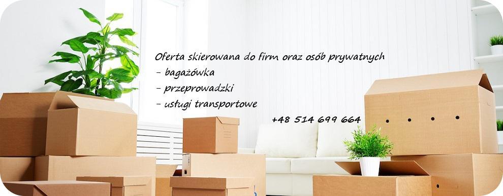 Bagażówka Gdynia, Przeprowadzki, profesjonalne relokacje – Gdynia